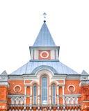 Holy Trinity Sergius Maritime Men Monastery. Royalty Free Stock Photos