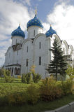 The Holy Trinity-St. Sergius Lavra Stock Photography