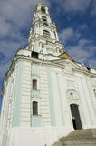 The Holy Trinity-St. Sergius Lavra Royalty Free Stock Photo