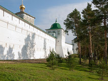 Holy Trinity St. Sergius Lavra Royalty Free Stock Photography
