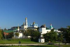 Holy Trinity St. Sergius Lavra. Russia Royalty Free Stock Photos