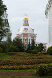The Holy Trinity-St. Sergius Lavra, Russia. Stock Images