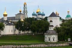 The Holy Trinity-St. Sergius Lavra Stock Photography