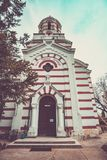 Holy Trinity Temple Kozloduy Royalty Free Stock Image