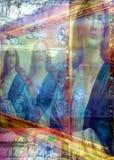 Holy TV. Royalty Free Stock Photos