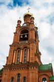Holy Pokrovsky Monastery Royalty Free Stock Photography