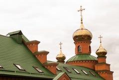Holy Pokrovsky Monastery Stock Images