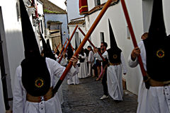 Holy week in Carmona 11 Stock Image