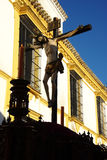 Holy week in Carmona 47 Stock Images