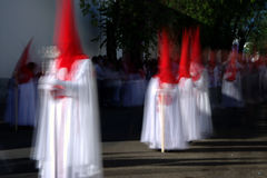 Holy week in Carmona 103 Stock Photo