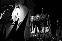Holy Week celebrations 7. This is the celebartion of the Holy Week Place: Carmona (Seville) Spain Date: 21 March 2015 Event: Holy Week celebrations royalty free stock photography