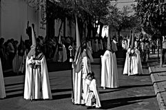 Holy Week celebrations 10. This is the celebration of the Holy Week Place: Carmona (Seville) Spain Date: 22 March 2015 Event: Holy Week celebrations stock photos