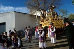 Holy Week celebrations 22 Stock Image