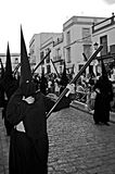 Holy Week celebrations 64. This is the celebration of the Holy Week Place: Carmona (Seville) Spain Date: 23 March 2015 Event: Holy Week celebrations stock photos