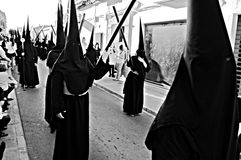 Holy Week celebrations 77. This is the celebration of the Holy Week Place: Carmona (Seville) Spain Date: 23 March 2015 Event: Holy Week celebrations stock photos
