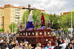 Holy Week on Easter Monday Stock Photography