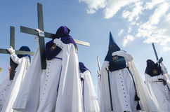 Holy Week en Seville Stock Image