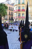 Holy Week Malaga- Semana Santa Malaga Royalty Free Stock Photography