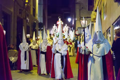 Holy Week in Murcia Royalty Free Stock Images