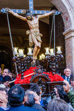 Holy week, Orgiva, Spain. Stock Images