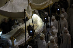 Holy Week in Sardinia Stock Photos