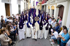 Holy week in Seville Stock Photos