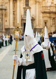 Holy Week in Spain Royalty Free Stock Photos