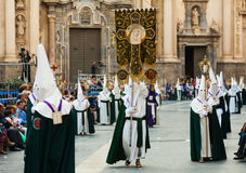 Holy Week in Spain Royalty Free Stock Photography
