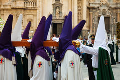 Holy Week in Spain Royalty Free Stock Image