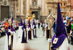 Holy Week in Spain Stock Photos
