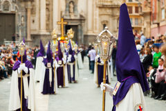 Holy Week in Spain Stock Photo