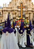 Holy Week in Spain Royalty Free Stock Image