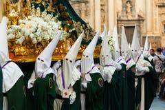 Holy Week in Spain Royalty Free Stock Photos