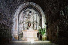 Holy well Royalty Free Stock Image