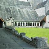 holycross аббатства Стоковое фото RF