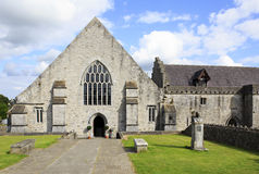 Holycross Abbey. County Tipperary in Ireland. Royalty Free Stock Photo