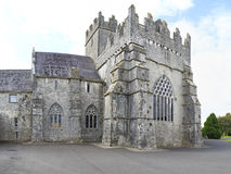 Holycross Abbey. County Tipperary in Ireland. Stock Photography