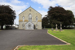 Holycross community centre. County Tipperary in Royalty Free Stock Photography