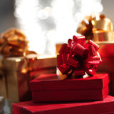 Holyday gifts Stock Photos