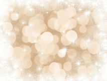 Holyday Lights Background Royalty Free Stock Photos