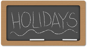 Holydays Stock Photography