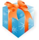 Holydays gift Stock Image