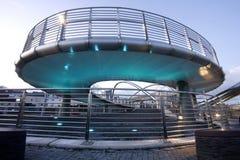 Holyhead Bridge Stock Photo