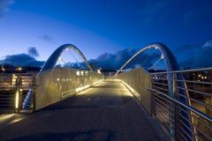 Holyhead Bridge Royalty Free Stock Image