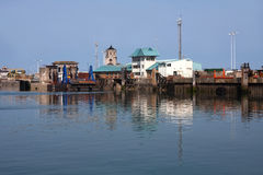 Holyhead Harbour Royalty Free Stock Image