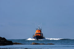 Holyhead Offshore Lifeboat Royalty Free Stock Photography