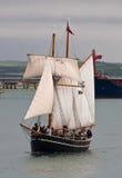 Holyhead Sailing Festival Stock Photos