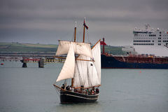 Holyhead Sailing Festival Stock Photography