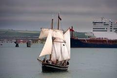 Holyhead Sailing Festival Stock Photography