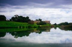 Holyland系列- Afek全国Park#4 免版税库存照片